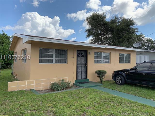 1551 Nw 154th St, Miami Gardens, FL 33054