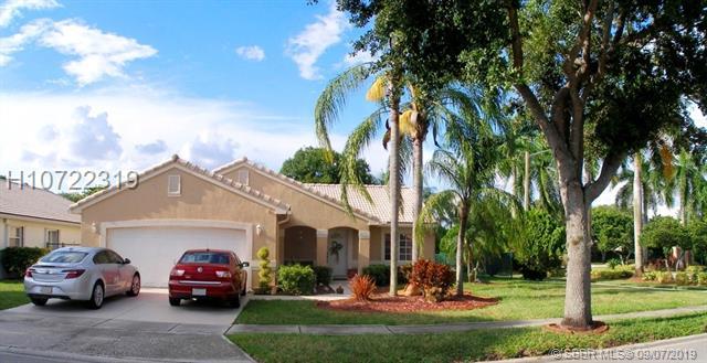 16309 Sw 6th St, Pembroke Pines, FL 33027