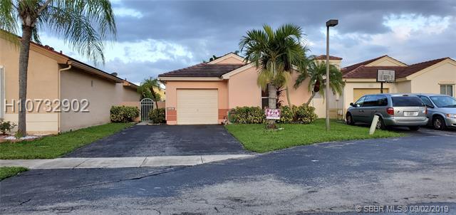 2151 Nw 188th Ter, Pembroke Pines, FL 33029