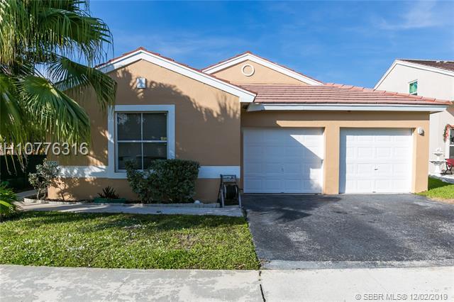 18585 Nw 18th St, Pembroke Pines, FL 33029