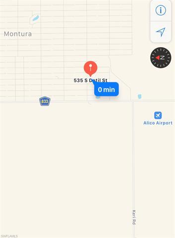 535 Datil St, Clewiston, FL 33440