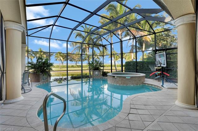 18020 Via Bellamare Ln, Miromar Lakes, FL 33913