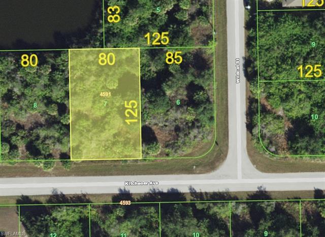 13256 Kitchener Ave, Port Charlotte, FL 33981