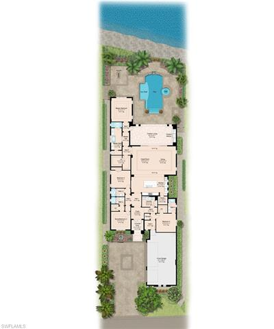 18105 Via Portofino Way, Miromar Lakes, FL 33913