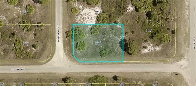 Corner Lot, Lehigh Acres, FL 33974