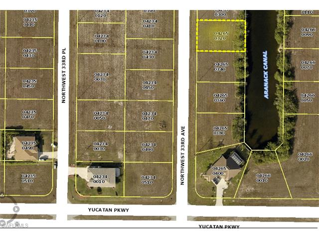1221 Nw 33rd Ave, Cape Coral, FL 33993