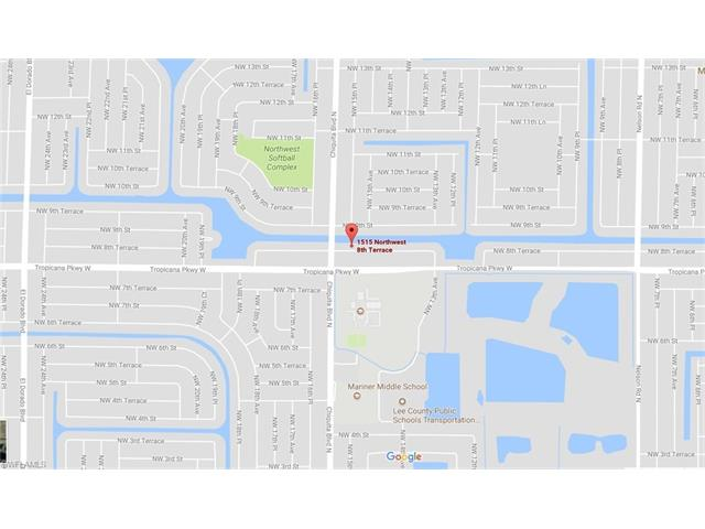 1515 Nw 8th Ter, Cape Coral, FL 33993