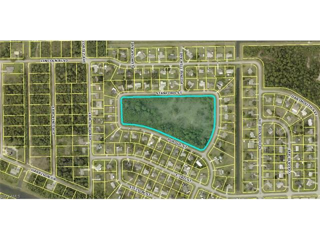 Purdue Street (unassigned Address), Lehigh Acres, FL 33936