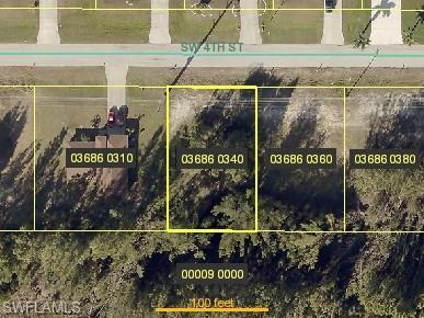 2218 Sw 4th St, Cape Coral, FL 33991