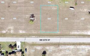 2821 Nw 25th St, Cape Coral, FL 33993