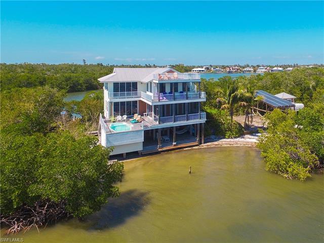 1 Crescent Island, Sanibel, FL 33957