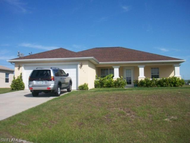 341 Ne 20th Ter, Cape Coral, FL 33909