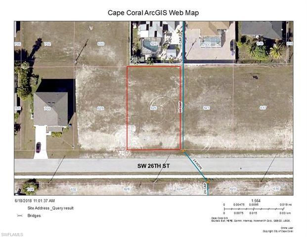 625 Sw 26th St, Cape Coral, FL 33914