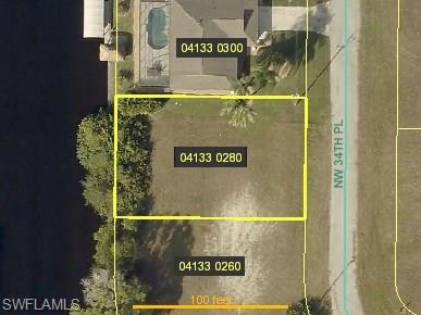 406 Nw 34th Pl, Cape Coral, FL 33993