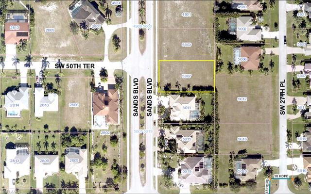 5007 Sands Blvd, Cape Coral, FL 33914