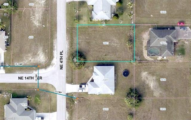 1421 Ne 4th Pl, Cape Coral, FL 33909