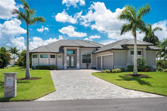 4421 Sw 25th Ct, Cape Coral, FL 33914