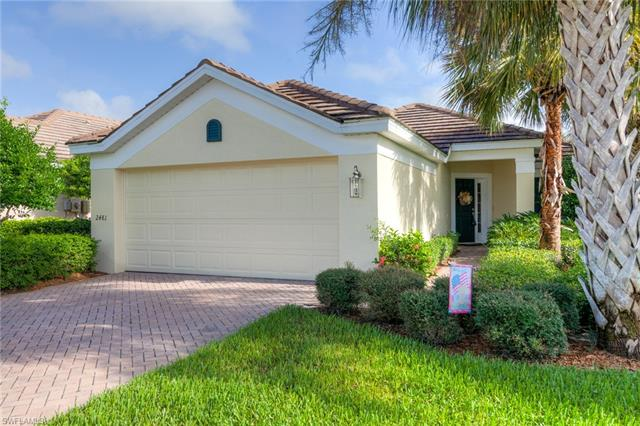 2481 Belleville Ct, Cape Coral, FL 33991