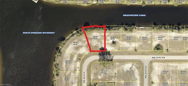 4613 Nw 35th Ter, Cape Coral, FL 33993
