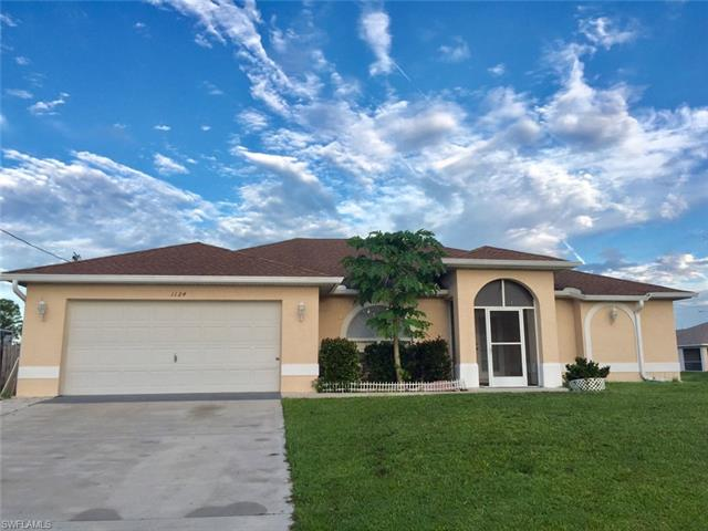 1124 Nw 18th Pl, Cape Coral, FL 33993