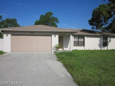 100 Ichabod Ave S, Lehigh Acres, FL 33973