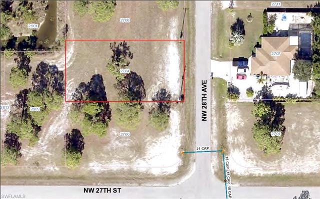 2704 Nw 28th Ave, Cape Coral, FL 33993
