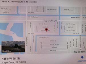 435 Nw 6th St, Cape Coral, FL 33993