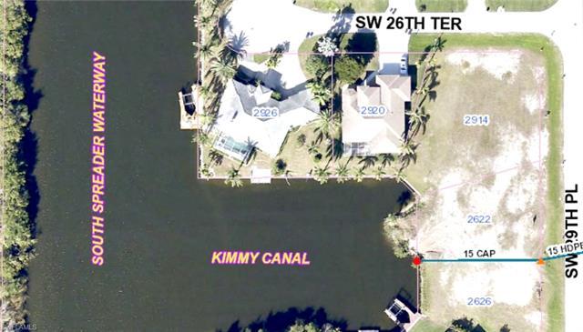 2914 Sw 26th Ter, Cape Coral, FL 33914