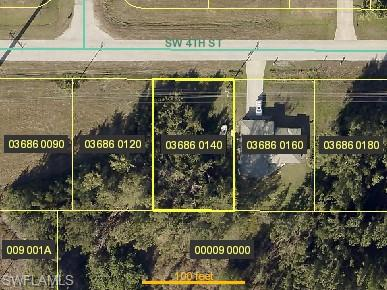 2258 Sw 4th St, Cape Coral, FL 33991