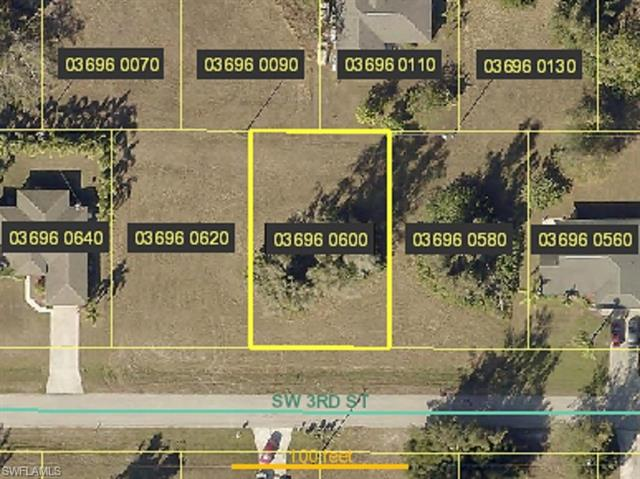 1735 Sw 3rd St, Cape Coral, FL 33991