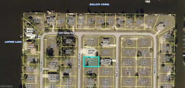 2823 Nw 42nd Ave, Cape Coral, FL 33993