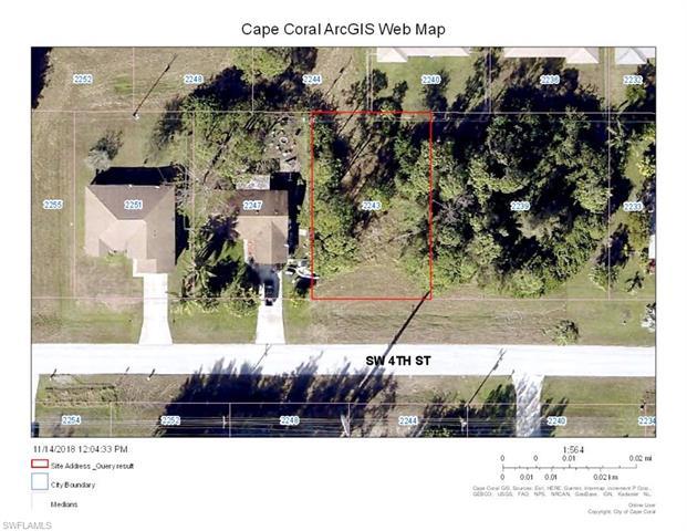 2243 Sw 4th St, Cape Coral, FL 33991