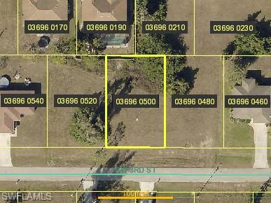1715 Sw 3rd St, Cape Coral, FL 33991