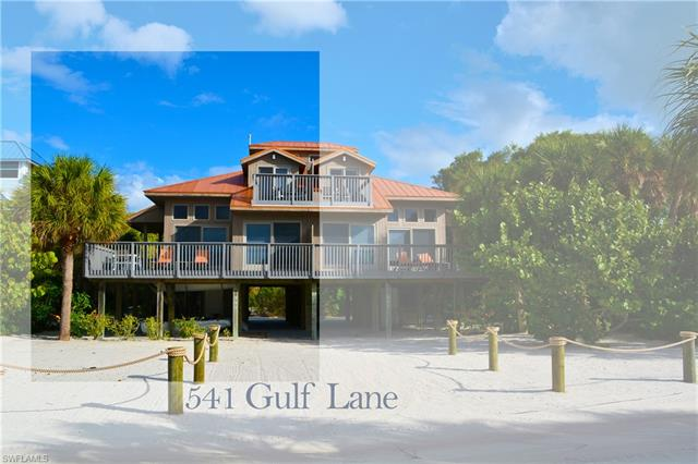 541 Gulf Ln, Upper Captiva, FL 33924