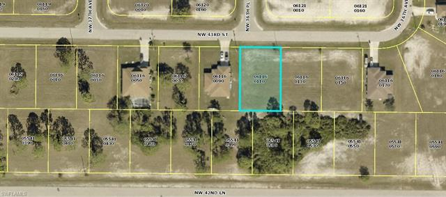 3614 Nw 43rd St, Cape Coral, FL 33993