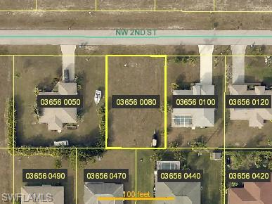 1436 Nw 2nd St, Cape Coral, FL 33993