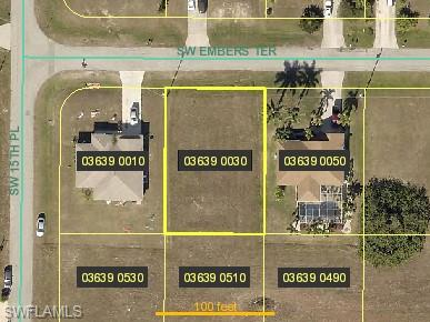 1446 Sw Embers Ter, Cape Coral, FL 33991