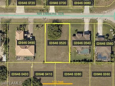 908 Nw Embers Ter, Cape Coral, FL 33993