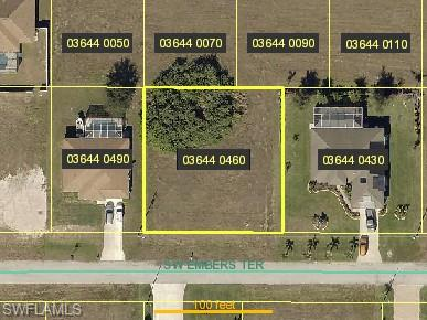 927 Sw Embers Ter, Cape Coral, FL 33991