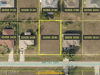 1421 Nw 1st Ter, Cape Coral, FL 33993