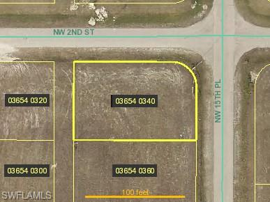 126 Nw 15th Pl, Cape Coral, FL 33993