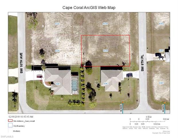 4338 Sw 9th Pl, Cape Coral, FL 33914