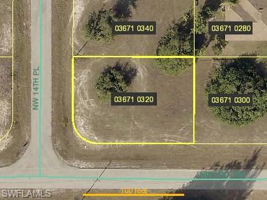 219 Nw 14th Pl, Cape Coral, FL 33993