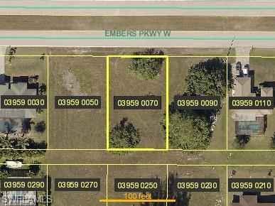 2502 Embers Pky W, Cape Coral, FL 33993