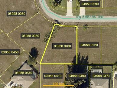 2514 Sw Embers Ter, Cape Coral, FL 33991