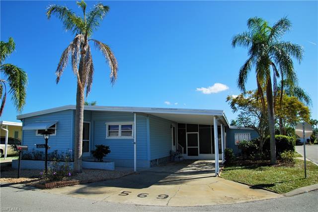 569 Hogan Dr, North Fort Myers, FL 33903