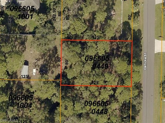 Lot 49 Denicke St, North Port, FL 34286