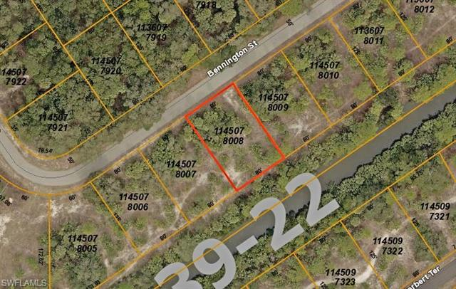 Lot 8 Bennington St, North Port, FL 34288