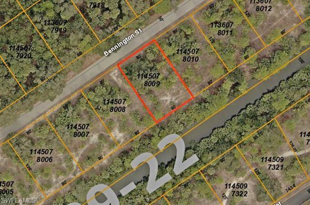 Lot 9 Bennington St, North Port, FL 34288