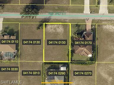 3612 Nw 3rd St, Cape Coral, FL 33993